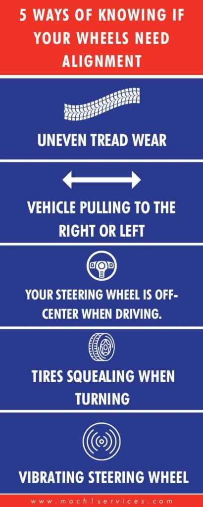 know if your wheels need alignment - info