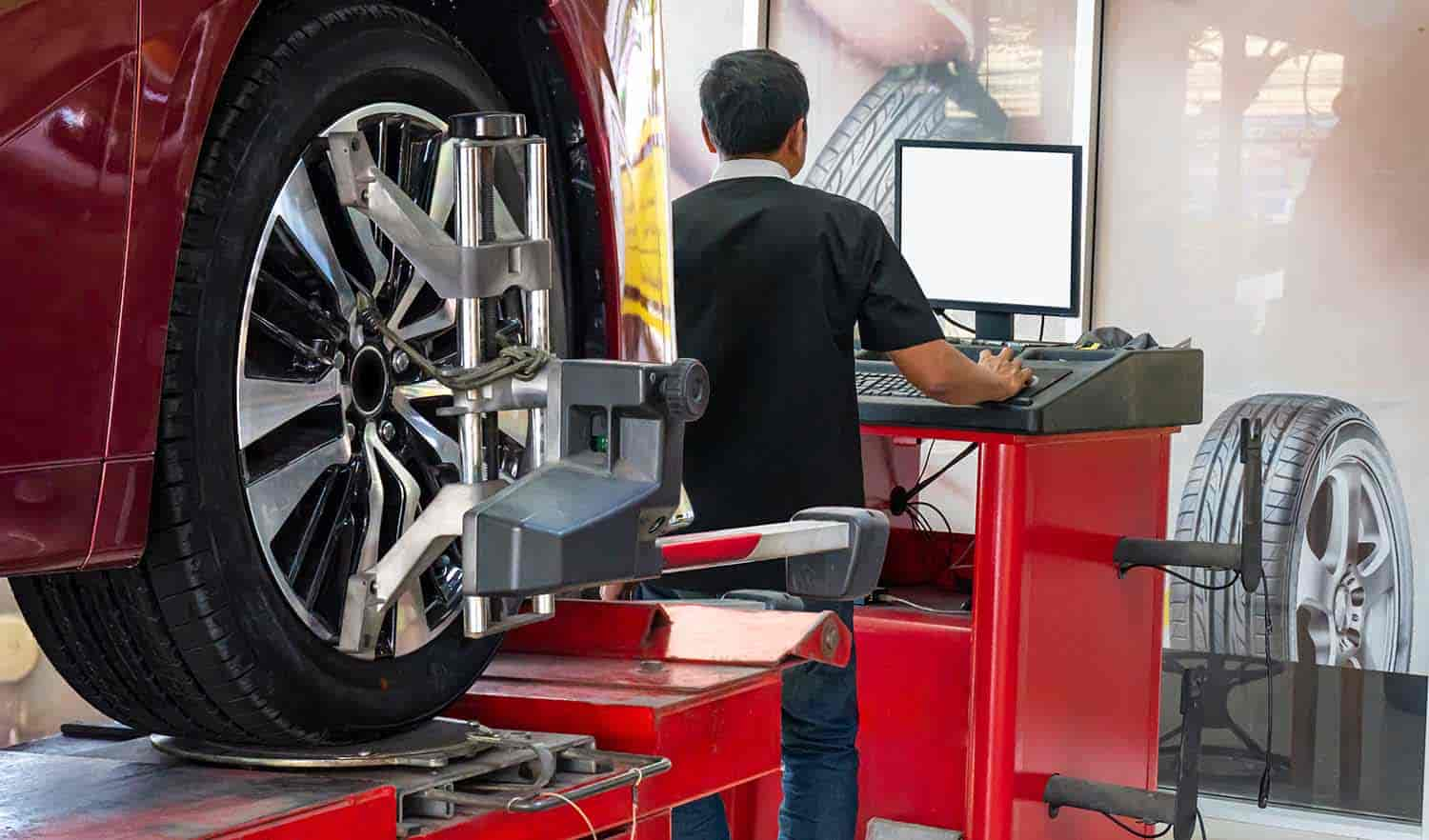 know if your wheels need alignment