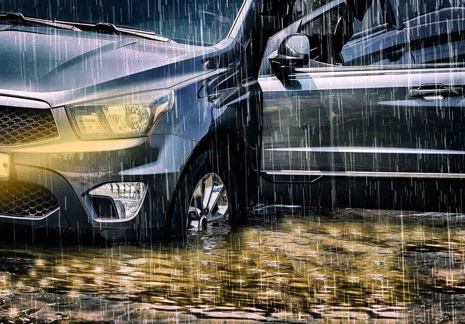 what to do if car has flood damage