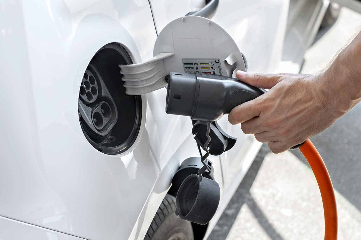 what to do if electric car runs out of battery
